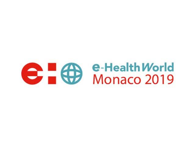 e-Health World Monaco on 26th and 27th of March 2019